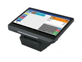 BYPOS Android 14h SP3000 PC Touch + cash register+ Printer