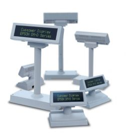 Epson DM-D110 / DM-D210 Customer display-BYPOS-1232