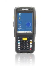 Newland MT65 Beluga Mobile data terminal with 1D CCD engine module & BT, WiFi, 3G, GPS, Camera (OS Android 4.2). Incl. USB cable, battery and multi plug adapter.-MT6550-3U