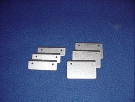 Set of 3 vanes for MC-10 CAT-3 (CAT-2) / PM-300, **40mm** (38, 40, 44, 70 and 76mm available)-VANES 40mm