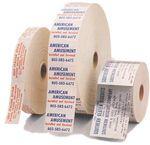 PolyO 3000T plastic labels