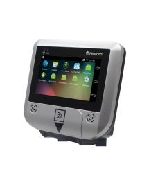 Newland NQuire 304, 2D, Wi-Fi, POE, RFID, Android, Gray-NQUIRE304WP-M1