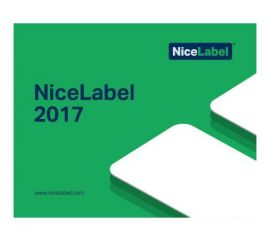 NiceLabel Upgrade 2017-NLDEDP1X3U