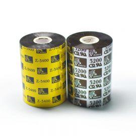Zebra 3200 WAX resin, ZM400, S4M, Zm600, ZT220
