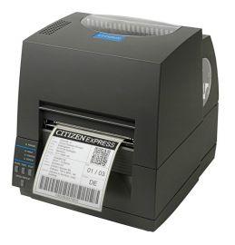 Citizen CL-S621II, 8 dots/mm (203 dpi), EPL, ZPL, Datamax, multi-IF (Ethernet, Premium), black-CLS621IINEBXXEP