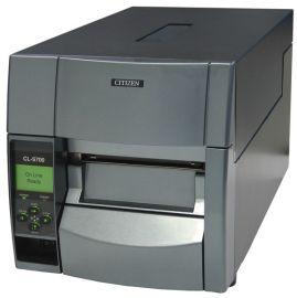 Citizen CL-S703II, 12 dots/mm (300 dpi), MS, EPL, ZPLII, Datamax, multi-IF (Ethernet)-CLS703IICEXXX