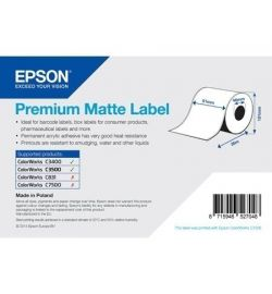 Epson label roll, synthetic, 102mm-C33S045735