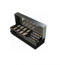 APG »CashPlus« Flip Lid 460, kit, black-460MOD03-0763