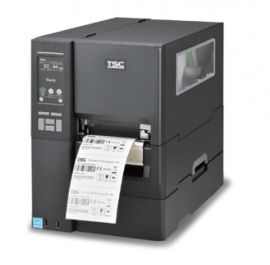 TSC MH341P, 12 dots/mm (300 dpi), rewinder, disp., RTC, USB, RS232, Ethernet-MH341P-A001-0302