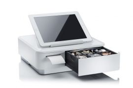 Star mPOP All in one cashdrawer and posprinter